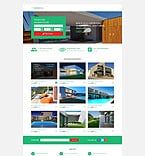 Real Estate Landing Page  Template 53201