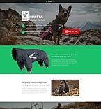 Animals & Pets Landing Page  Template 53204