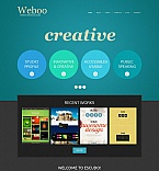 Web design Moto CMS HTML  Template 53219
