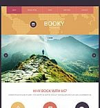 Travel Moto CMS 3  Template 53223