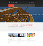 Architecture Moto CMS 3  Template 53227