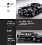 Cars Website  Template 53240