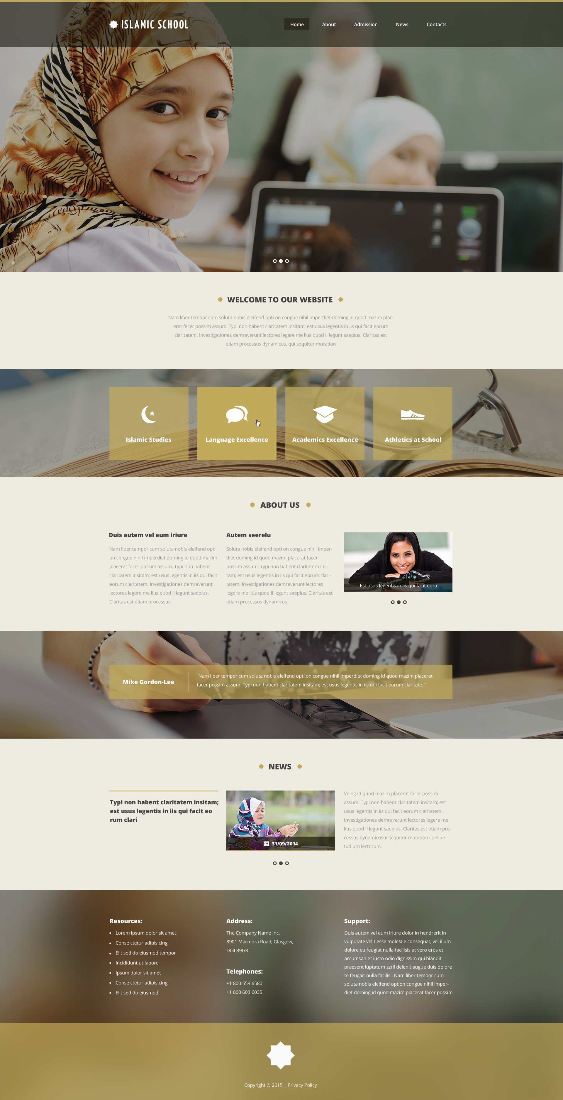 The Islamic School Responsive Javascript Animated Design 53241, one of the best website templates of its kind (education, most popular), also known as islamic school website template, education website template, science website template, admission website template, faculty website template, department website template, class website template, alumni website template, student website template, professor website template, enrolment website template, union website template, library website template, auditorium website template, graduate website template, direction website template, tests website template, entrance website template, examination website template, exam website template, community website template, party website template, administration website template, rector website template, head website template, dean website template, college website template, scout and related with islamic school, education, science, admission, faculty, department, class, alumni, student, professor, enrolment, union, library, auditorium, graduate, direction, tests, entrance, examination, exam, community, party, administration, rector, head, dean, college, scout, etc.