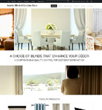 Furniture OpenCart  Template 53256