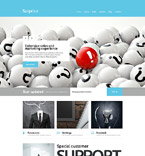 WordPress Template 53264
