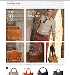 Fashion PrestaShop Template 53276