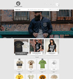 Fashion OpenCart  Template 53279