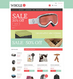Fashion PrestaShop Template 53282