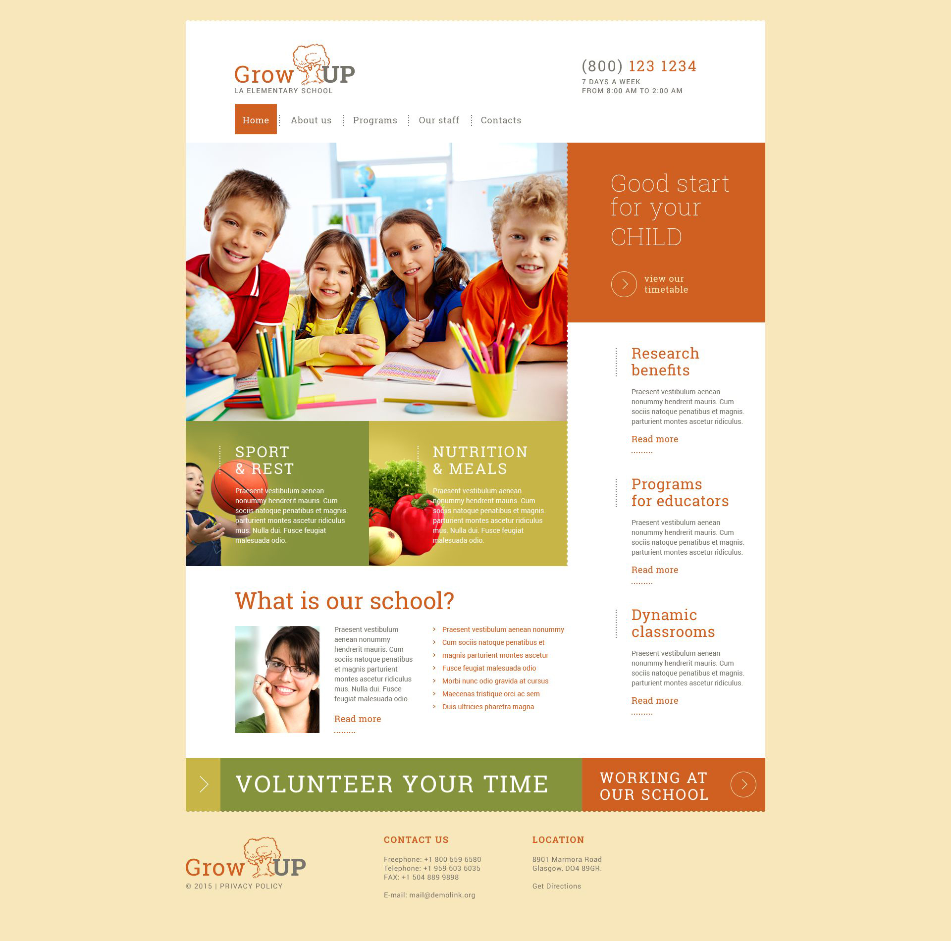 The Grow Up Elementary School Responsive Javascript Animated Design 53289, one of the best website templates of its kind (education, most popular), also known as Grow up elementary school website template, education center website template, college website template, science website template, admission website template, faculty website template, department website template, class website template, alumni website template, student website template, professor website template, enrolment website template, union website template, library website template, auditorium website template, graduate website template, direction website template, tests website template, entrance website template, examination website template, exam website template, sport website template, community website template, party website template, administration website template, rector website template, head website template, dean website template, coll and related with Grow up elementary school, education center, college, science, admission, faculty, department, class, alumni, student, professor, enrolment, union, library, auditorium, graduate, direction, tests, entrance, examination, exam, sport, community, party, administration, rector, head, dean, coll, etc.