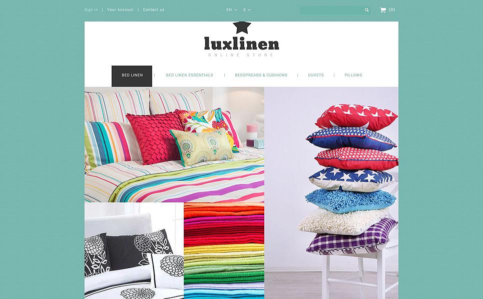 Tema PrestaShop  Flexível para Sites de Decoração de casa №53292 New Screenshots BIG