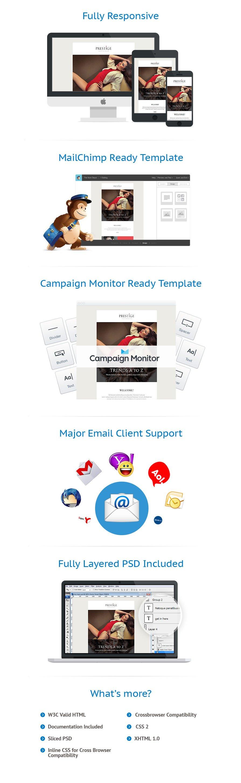 Modèles Newsletter Mode #53293