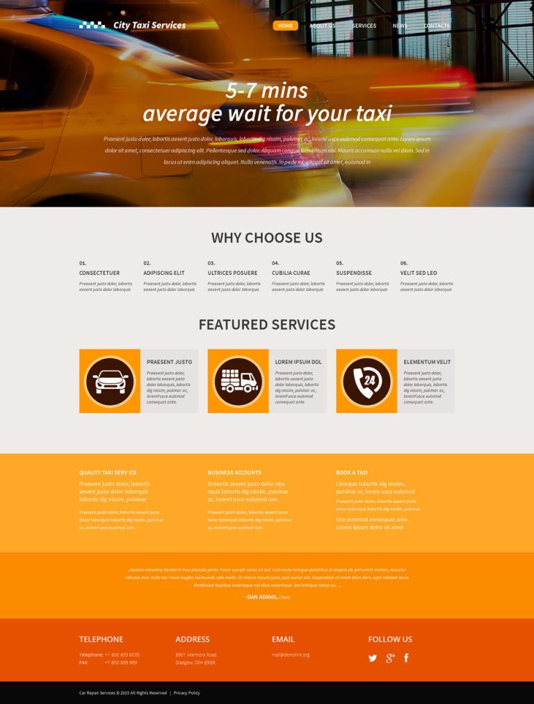 Healthcare Professionals WordPress Theme New Screenshots BIG