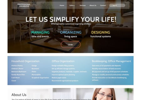 Office Responsive