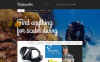 "PrestaShop шаблон ""Оборудование для дайвинга"" New Screenshots BIG"