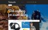 Reszponzív Búvárkodás témakörű  PrestaShop sablon New Screenshots BIG