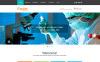 Szablon Muse #53295 na temat: laboratorium naukowe New Screenshots BIG