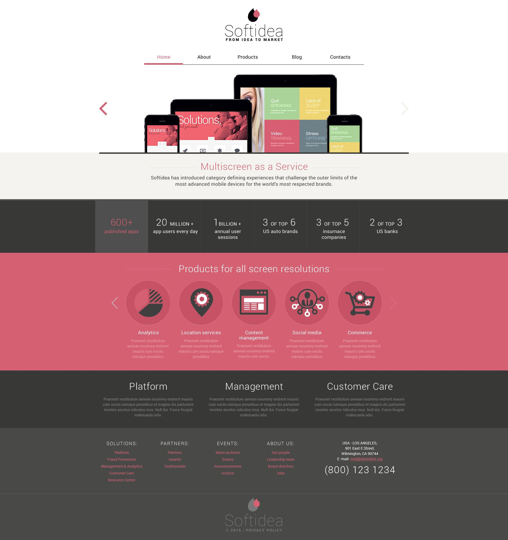 Web development responsive drupal template 53247 for Drupal 7 view template