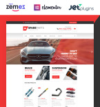 Cars WooCommerce Template 53307