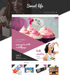 Food & Drink PrestaShop Template 53308