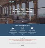 Furniture WordPress Template 53309