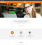 Website  Template 53312