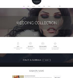 Fashion Joomla  Template 53316