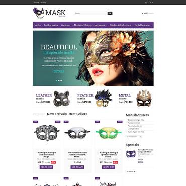 Купить  пофессиональные PrestaShop шаблоны. Купить шаблон #53319 и создать сайт.