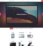 Electronics Magento Template 53323