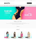 Fashion OpenCart  Template 53325