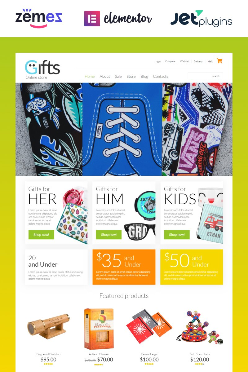 The Gift Store WooCommerce Design 53330, one of the best WooCommerce themes of its kind (most popular, st. valentine), also known as gift store WooCommerce template, online presents WooCommerce template, shop WooCommerce template, toys WooCommerce template, games WooCommerce template, ties WooCommerce template, snowmen WooCommerce template, baskets WooCommerce template, candle WooCommerce template, accessory WooCommerce template, books WooCommerce template, media WooCommerce template, frame WooCommerce template, furniture WooCommerce template, cards WooCommerce template, clothes WooCommerce template, socks WooCommerce template, apparel WooCommerce template, electronics WooCommerce template, flowers WooCommerce template, jewelry WooCommerce template, watches WooCommerce template, animals WooCommerce template, frames WooCommerce template, delivery WooCommerce template, decoration WooCommerce template, congratulation WooCommerce template, joy WooCommerce template, collection WooCommerce template, fashion and related with gift store, online presents, shop, toys, games, ties, snowmen, baskets, candle, accessory, books, media, frame, furniture, cards, clothes, socks, apparel, electronics, flowers, jewelry, watches, animals, frames, delivery, decoration, congratulation, joy, collection, fashion, etc.