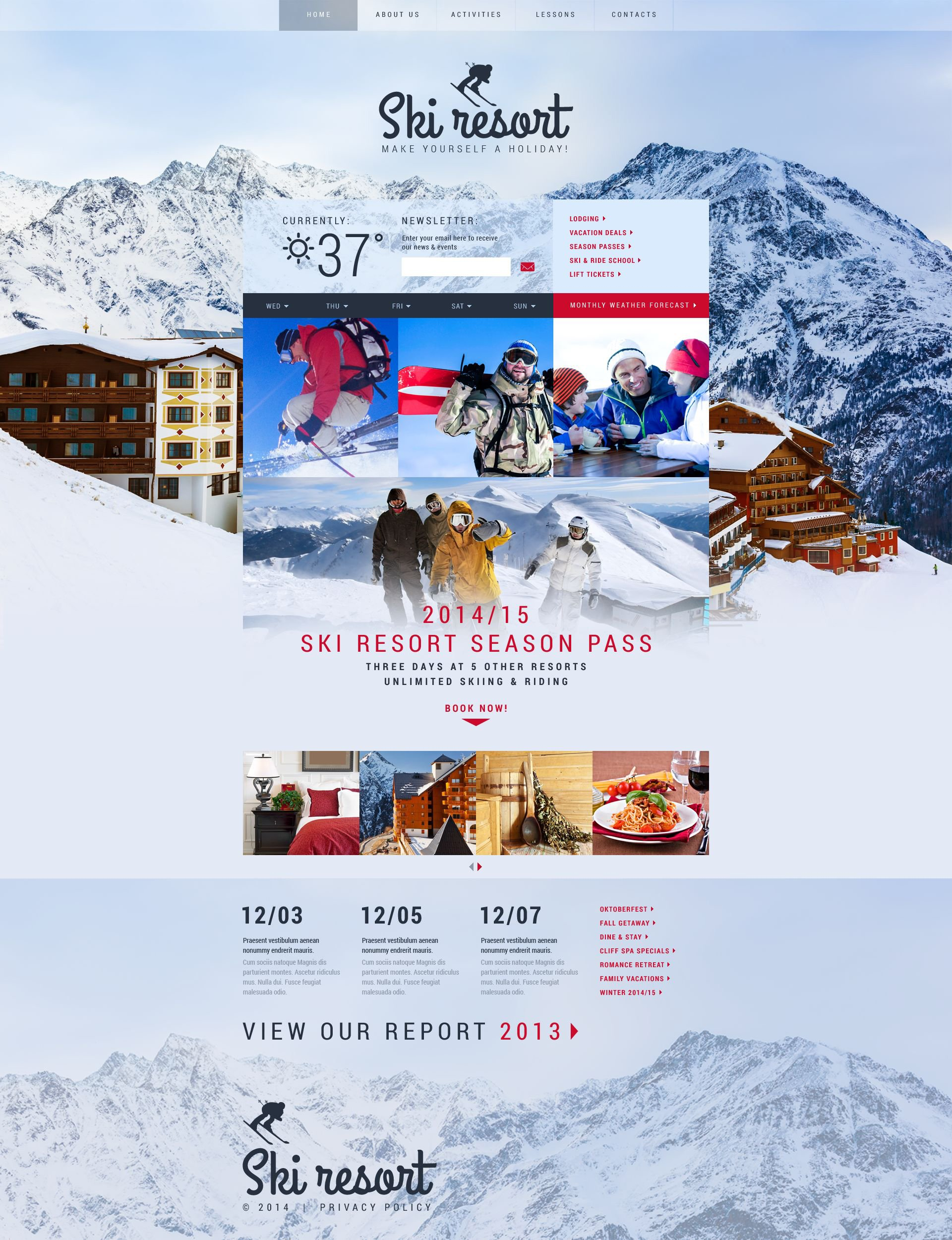 The Ski Resort Responsive Javascript Animated Design 53335, one of the best website templates of its kind (sport, most popular), also known as ski resort website template, winter sports website template, extreme website template, Alpine skiing website template, resort website template, mountains website template, team website template, tour resort website template, active website template, skis website template, gear website template, snowboarding website template, showboard website template, mountain website template, hill website template, helmets website template, gloves website template, shoes website template, protection website template, clothes company website template, quality website template, products website template, accessories website template, high professional website template, skill website template, support website template, training website template, sh and related with ski resort, winter sports, extreme, Alpine skiing, resort, mountains, team, tour resort, active, skis, gear, snowboarding, showboard, mountain, hill, helmets, gloves, shoes, protection, clothes company, quality, products, accessories, high professional, skill, support, training, sh, etc.