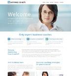 Education Website  Template 53336