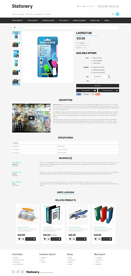 ADOBE Photoshop Template 53339 Home Page Screenshot