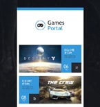 Games Newsletter  Template 53340