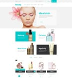 Beauty PrestaShop Template 53354
