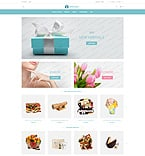 Gifts osCommerce  Template 53355