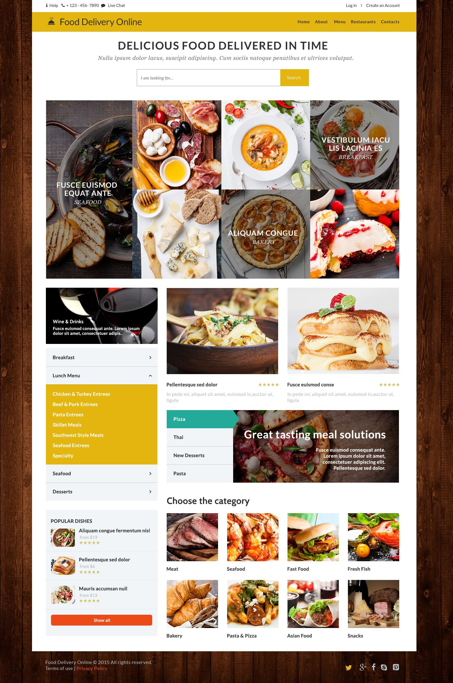 The Food Delivery Bootstrap Design 53360, one of the best website templates of its kind (most popular, maintenance services), also known as food delivery website template, online catering company website template, service website template, food website template, drinks website template, equipment website template, services website template, specials website template, menu website template, cake website template, catering website template, delivery website template, lunch website template, dinner website template, products website template, tasty website template, fruits website template, sweets website template, cookies website template, receipts and related with food delivery, online catering company, service, food, drinks, equipment, services, specials, menu, cake, catering, delivery, lunch, dinner, products, tasty, fruits, sweets, cookies, receipts, etc.