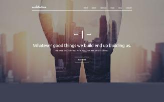 Architecture - Architecture Joomla Template