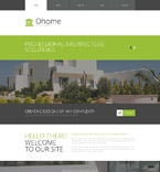 Architecture WordPress Template 53381