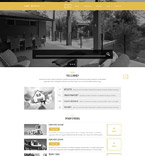 Real Estate WordPress Template 53383