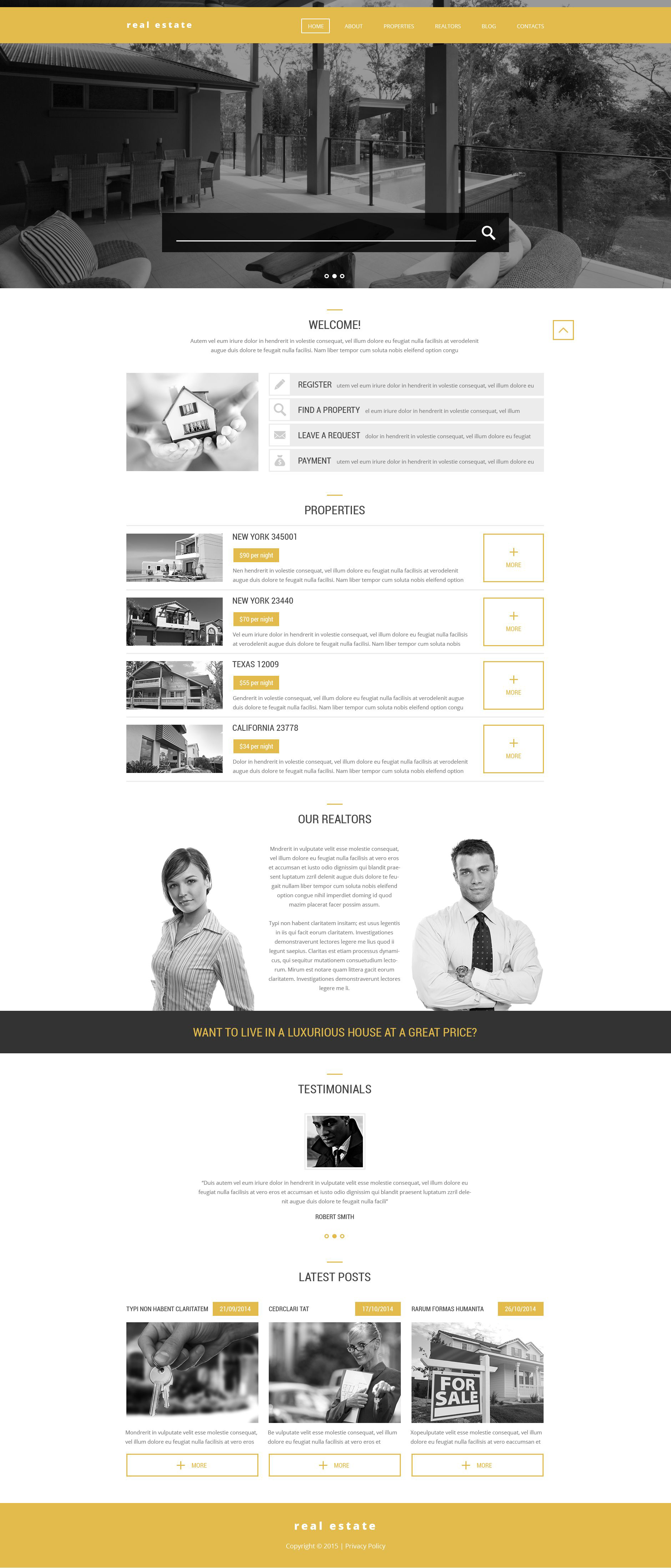 The Real Estate Agency WordPress Design 53383, one of the best WordPress themes of its kind (business, most popular), also known as real estate agency WordPress template, services WordPress template, house WordPress template, home WordPress template, apartment WordPress template, buildings WordPress template, finance WordPress template, loan WordPress template, sales WordPress template, rentals WordPress template, management WordPress template, search WordPress template, team WordPress template, money WordPress template, foreclosure WordPress template, estimator WordPress template, investment WordPress template, development WordPress template, constructions WordPress template, architecture WordPress template, engineering WordPress template, apartment WordPress template, sale WordPress template, rent WordPress template, arch and related with real estate agency, services, house, home, apartment, buildings, finance, loan, sales, rentals, management, search, team, money, foreclosure, estimator, investment, development, constructions, architecture, engineering, apartment, sale, rent, arch, etc.