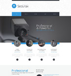 Security WordPress Template 53386