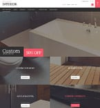 Furniture Magento Template 53395