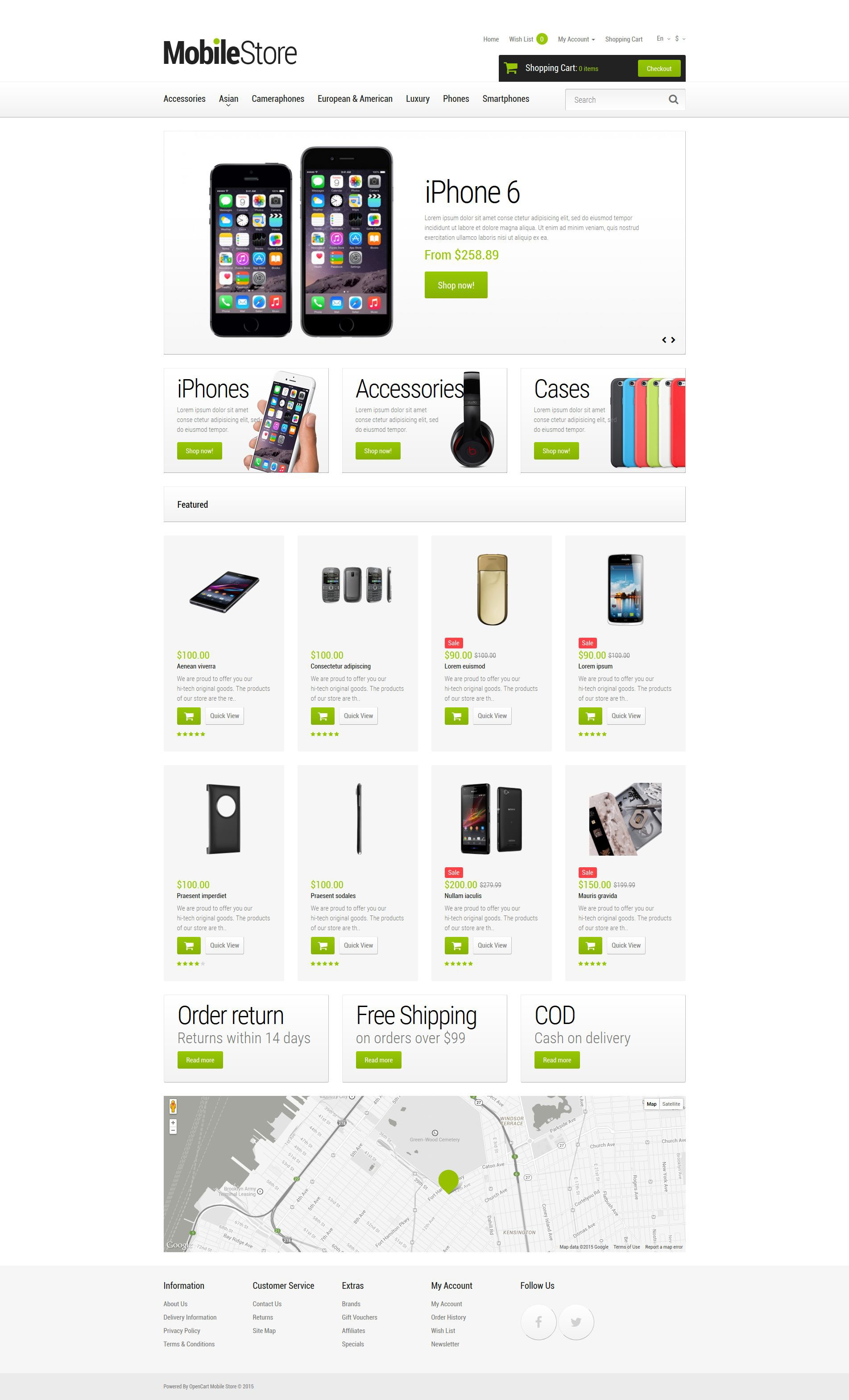 The Mobile Store OpenCart Design 53398, one of the best OpenCart templates of its kind (electronics, most popular), also known as mobile store OpenCart template, phone OpenCart template, service OpenCart template, time OpenCart template, price OpenCart template, plan OpenCart template, entertainment OpenCart template, content OpenCart template, talk OpenCart template, connection OpenCart template, communication OpenCart template, home OpenCart template, new OpenCart template, projects OpenCart template, specials OpenCart template, my account OpenCart template, contacts OpenCart template, shopping cart OpenCart template, images OpenCart template, catalog OpenCart template, offer OpenCart template, save OpenCart template, savings OpenCart template, profit OpenCart template, shippings OpenCart template, returns OpenCart template, privacy OpenCart template, conditions OpenCart template, cell OpenCart template, phonescor and related with mobile store, phone, service, time, price, plan, entertainment, content, talk, connection, communication, home, new, projects, specials, my account, contacts, shopping cart, images, catalog, offer, save, savings, profit, shippings, returns, privacy, conditions, cell, phonescor, etc.
