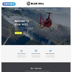 Css Website Templates W3schools - Template Monster