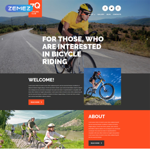7Q - Joomla! Template based on Bootstrap