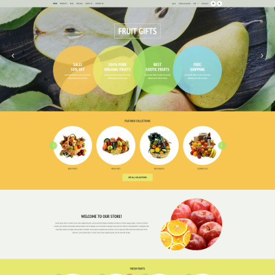 Video Background Shopify Themes | TemplateMonster