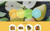 Reszponzív Fruit Shop Shopify sablon New Screenshots BIG