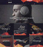 Music PrestaShop Template 53403