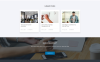 Lavoro - Jobs Portal Multipage HTML5 Website Template Big Screenshot